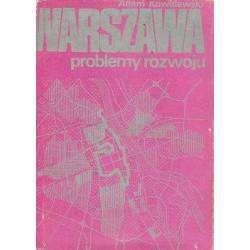 WARSZAWA - PROBLEMY ROZWOJU...
