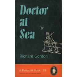 DOCTOR AT SEA - RICHARD GORDON