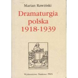 DRAMAURGIA POLSKA 1918-1939...