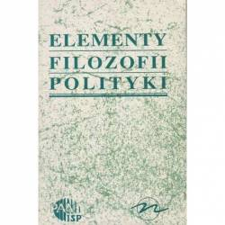 ELEMENTY FILOZOFII POLITYKI