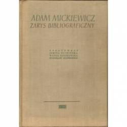 ADAM MICKIEWICZ ZARYS...