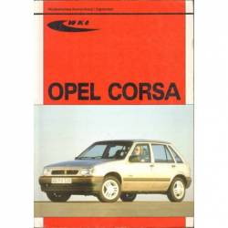 OPEL CORSA - MODELE 1982-1993