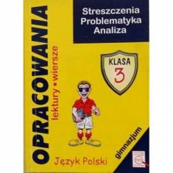 OPRACOWANIA JĘZYK POLSKI 3...