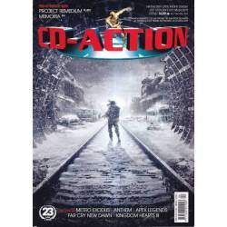 CD-ACTION NR 4/2019