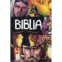 BIBLIA KOMIKS. BOŻA...