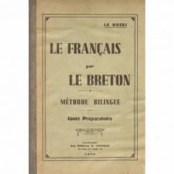 LE FRANCAIS PAR LE BRETON -...