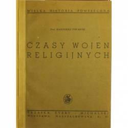 CZASY WOJEN RELIGIJNYCH -...