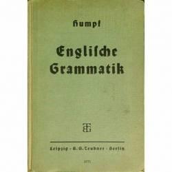 ENGLISCHE GRAMMATIK -...