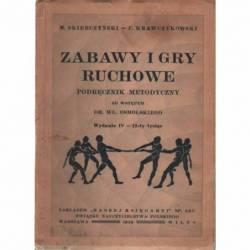 ZABAWY I GRY RUCHOWE - M....