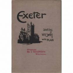EXETER - SKETCHES BY W. H....
