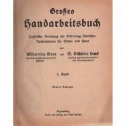 GROSSES HANDARBEITSBUCH -...