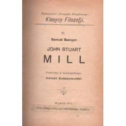 JOHN STUART MILL - SAMUEL...