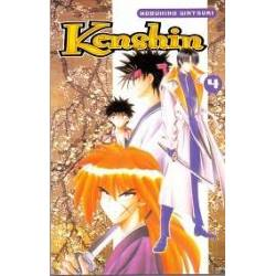 KENSHIN TOM 4 - NOBUHIRO...