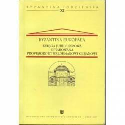 BYZANTINA EUROPAEA KSIĘGA...
