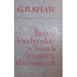 SHAW TEATRY LONDYŃSKIE W...