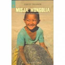 MISJA MONGOLIA - DAVID TREANOR