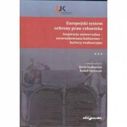 EUROPEJSKI SYSTEM OCHRONY...