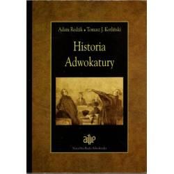 HISTORIA ADWOKATURY - ADAM...