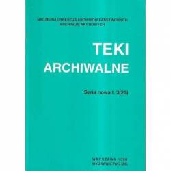 TEKI ARCHIWALNE - NR 3/25 -...