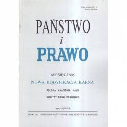 PAŃSTWO I PRAWO - NR 9-10 1998