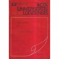 ACTA UNIVERSITATIS...