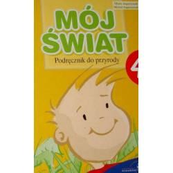 MÓJ ŚWIAT PRZYRODA 4...