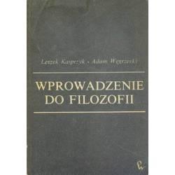 WPROWADZENIE DO FILOZOFII -...