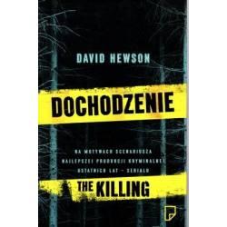 DOCHODZENIE - DAVID HEWSON