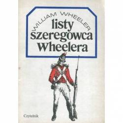 LISTY SZEREGOWCA WHEELERA -...