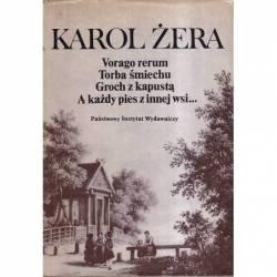 VORAGO RERUM - KAROL ŻERA