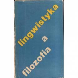 LINGWISTYKA A FILOZOFIA