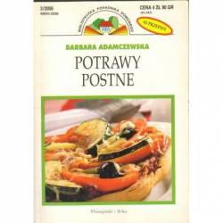 POTRAWY POSTNE - BARBARA...