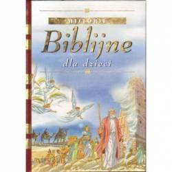HISTORIE BIBLIJNE DLA DZIECI