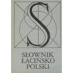 SŁOWNIK ŁACIŃSKO-POLSKI -...