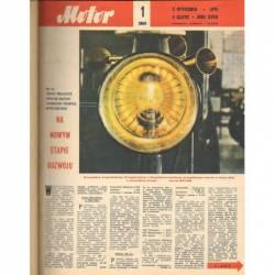 MOTOR 1969 - ROCZNIK OPRAWIONY