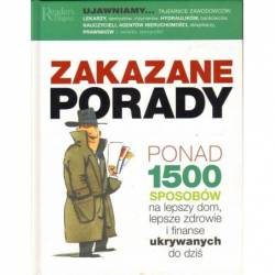 ZAKAZANE PORADY - READER'S...