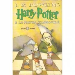 HARRY POTTER I KAMIEŃ...