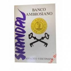 BANCO AMBROSIANO - AMADEO VISCONSINI UNIKAT*
