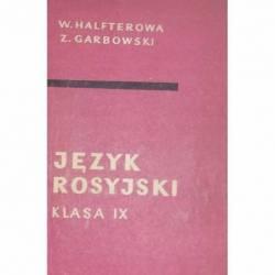 HALFTEROWA GARBOWSKI JĘZYK...
