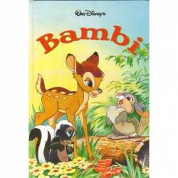 BAMBI - DISNEY - MAREK...