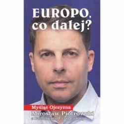 EUROPO, CO DALEJ? -...