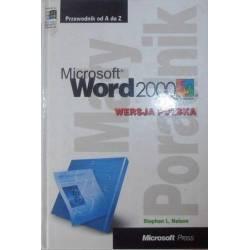 NELSON MICROSOFT WORD 2000