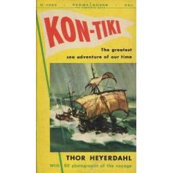 KON-TIKI - THOR HEYERDAHL