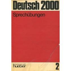 DEUTSCH 2000 SPRECHUBUNGEN...