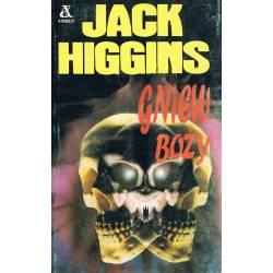 GNIEW BOŻY - JACK HIGGINS