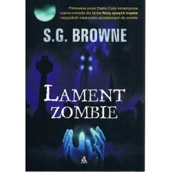LAMENT ZOMBIE - S. G. BROWNE
