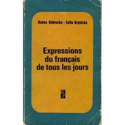 EXPRESSIONS DU FRANCAIS.. -...