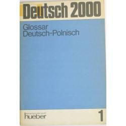 DEUTSCH 2000 GLOSSAR...