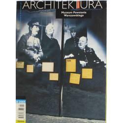 ARCHITEKTURA MURATOR 05 2005