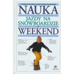 NAUKA JAZDY NA SNOWBOARDZIE...